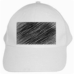 Background Structure Pattern White Cap