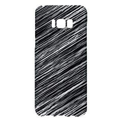 Background Structure Pattern Samsung Galaxy S8 Plus Hardshell Case
