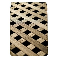Texture Wood Flooring Brown Macro Flap Covers (l)  by Nexatart