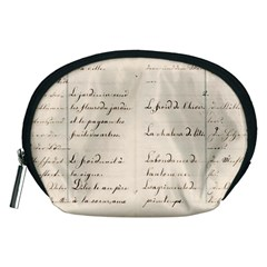German French Lecture Writing Accessory Pouches (medium)