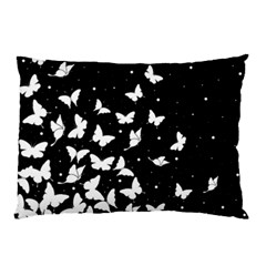 Butterfly Pattern Pillow Case by Valentinaart
