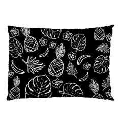 Tropical Pattern Pillow Case by Valentinaart