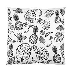 Tropical Pattern Standard Cushion Case (two Sides) by Valentinaart