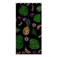 Tropical Pattern Shower Curtain 36  X 72  (stall)