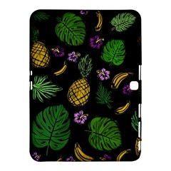 Tropical Pattern Samsung Galaxy Tab 4 (10 1 ) Hardshell Case  by Valentinaart