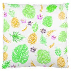 Tropical Pattern Large Cushion Case (two Sides)