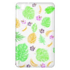 Tropical Pattern Samsung Galaxy Tab Pro 8 4 Hardshell Case