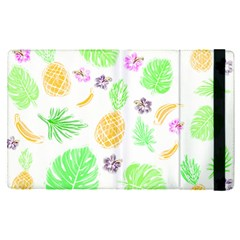 Tropical Pattern Apple Ipad Pro 9 7   Flip Case by Valentinaart
