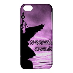 Berlin Apple Iphone 5c Hardshell Case by Valentinaart