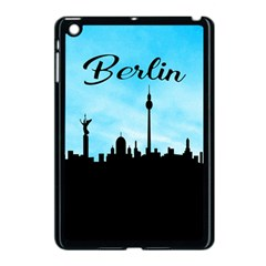 Berlin Apple Ipad Mini Case (black) by Valentinaart