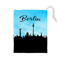 Berlin Drawstring Pouches (large)