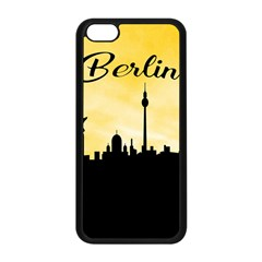 Berlin Apple Iphone 5c Seamless Case (black)