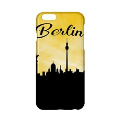 Berlin Apple Iphone 6/6s Hardshell Case by Valentinaart