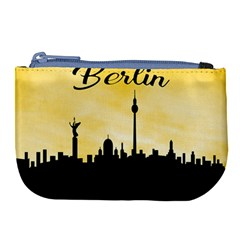 Berlin Large Coin Purse by Valentinaart