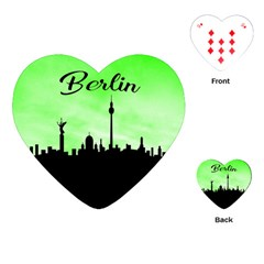 Berlin Playing Cards (heart)
