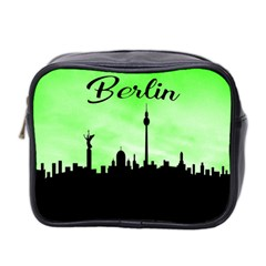 Berlin Mini Toiletries Bag 2 Side