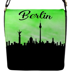 Berlin Flap Messenger Bag (s)