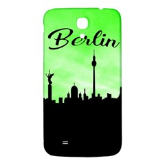 Berlin Samsung Galaxy Mega I9200 Hardshell Back Case by Valentinaart