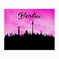 Berlin Small Glasses Cloth by Valentinaart