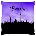 Berlin Standard Flano Cushion Case (One Side) Front