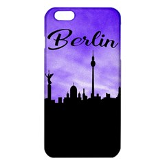 Berlin Iphone 6 Plus/6s Plus Tpu Case by Valentinaart