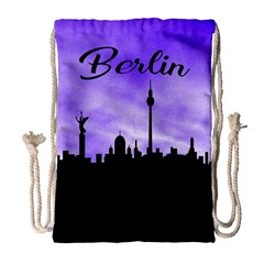 Berlin Drawstring Bag (large)