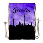 Berlin Drawstring Bag (Large) Front