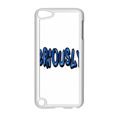 Seriously Apple Ipod Touch 5 Case (white)