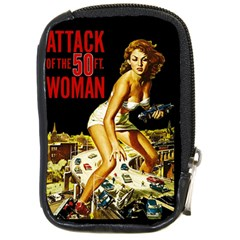 Attack Of The 50 Ft Woman Compact Camera Cases