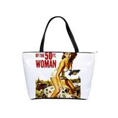 Attack Of The 50 Ft Woman Shoulder Handbags