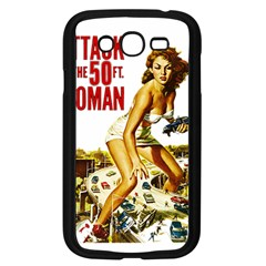 Attack Of The 50 Ft Woman Samsung Galaxy Grand Duos I9082 Case (black) by Valentinaart