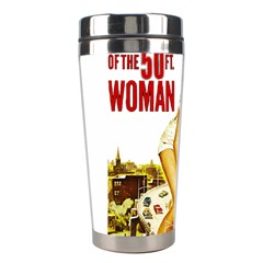 Attack Of The 50 Ft Woman Stainless Steel Travel Tumblers