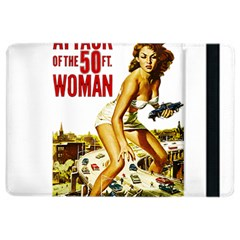 Attack Of The 50 Ft Woman Ipad Air 2 Flip by Valentinaart