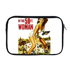 Attack Of The 50 Ft Woman Apple Macbook Pro 17  Zipper Case