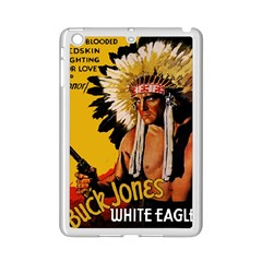 White Eagle Ipad Mini 2 Enamel Coated Cases by Valentinaart