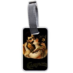 Carmen Luggage Tags (two Sides)