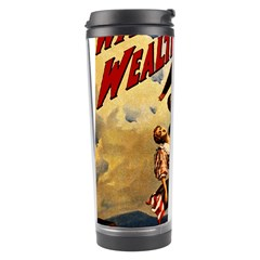 The War Of Wealth Travel Tumbler