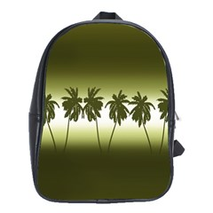 Tropical Sunset School Bags(large)