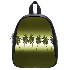 Tropical Sunset School Bags (small)