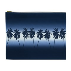 Tropical Sunset Cosmetic Bag (xl)