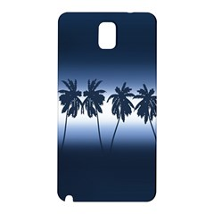 Tropical Sunset Samsung Galaxy Note 3 N9005 Hardshell Back Case