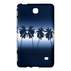 Tropical Sunset Samsung Galaxy Tab 4 (8 ) Hardshell Case  by Valentinaart
