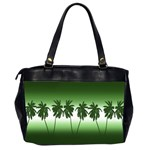 Tropical sunset Office Handbags (2 Sides)  Back