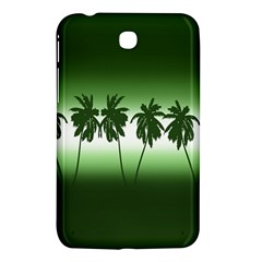Tropical Sunset Samsung Galaxy Tab 3 (7 ) P3200 Hardshell Case