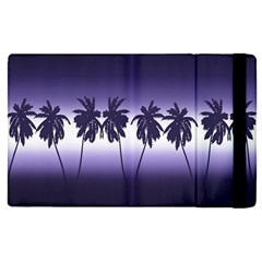 Tropical Sunset Apple Ipad Pro 12 9   Flip Case by Valentinaart