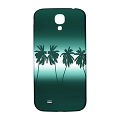 Tropical Sunset Samsung Galaxy S4 I9500/i9505  Hardshell Back Case by Valentinaart