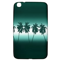 Tropical Sunset Samsung Galaxy Tab 3 (8 ) T3100 Hardshell Case