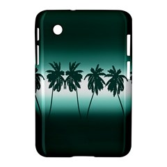 Tropical Sunset Samsung Galaxy Tab 2 (7 ) P3100 Hardshell Case