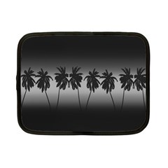 Tropical Sunset Netbook Case (small)