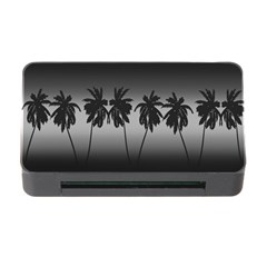 Tropical Sunset Memory Card Reader With Cf by Valentinaart